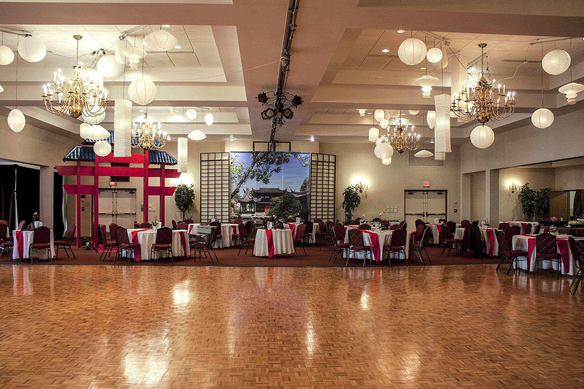 Rental hall banquet center facility in columbus ohio